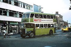 Lincoln Corporation Bus st marys street