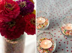 Homemade Funfetti Cupcakes & Sprinkle Themed Baby Sprinkle — Sift & Whisk