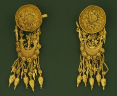 The Madytos Jewelry, ca. 330–300 B.C.; Hellenistic  Greek; Said to be from Madytos  Gold