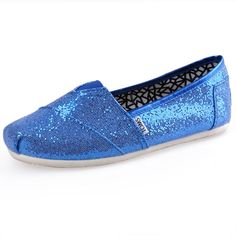 blue bobs shoes