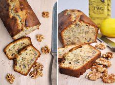 Earl Grey + Lemon Cake | 15 Sweet Tea Treats