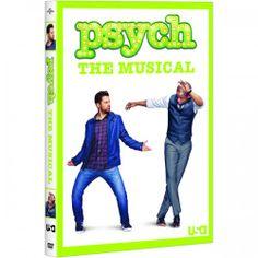 Psych: The Musical (Widescreen) DVD