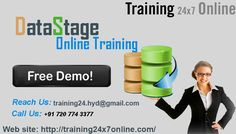 """Training24x7online offers DATA STAGE Online Training.  http://www.training24x7online.com/courses/data-warehouse/data-stage-online-training.html  REACH US : +91 720 774 3377 / training24.hyd@gmail.com  #Training24x7online is one of the best Global #OnlineTraining #Portal for the #students . We are providing """"DATA STAGE"""" Training based on specific needs of the learners especially we will give innovative one to one classes which has great opportunities in the present IT market."""