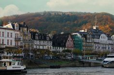 Cruising through Germany (Rhine River Cruise past quaint little towns). Photographers dream!
