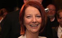 """""""I Will Not Be Lectured About Sexism,"""" Declares Australian PM, Julia Gillard (Video). www.newmessage.org"""