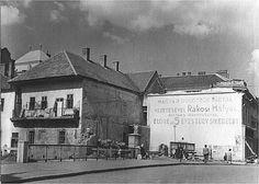 Budapest Hungary, Buildings, The Past, History, Retro, Places, Life, Historia, Retro Illustration