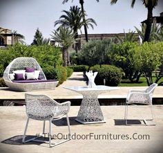 Garden furnishings and decorations to beautify the outside - The Outdoor Furnitures