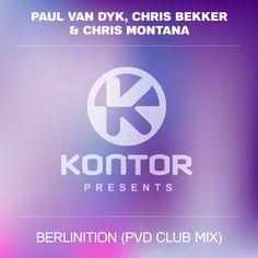 """Berlinition - PvD Club Mix"" by Paul van Dyk Chris Bekker Chris Montana was added to my Die Deutsche DJ Playlist .:ETM:. playlist on Spotify"