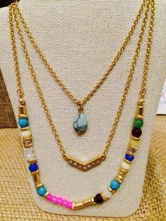 Jolie necklace #premierdesigns Premier Designs Jewelry Collection HannahMiller.MyPremierDesigns.com access code: gems Facebook: Hannah's Gems and Jewelry