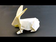 Follow me on Facebook to be the first to know what my next video will be!  http://www.facebook.com/tadashiorigami    Instructions on how to make the Origami Rabbit, Opus 186, by Robert J. Lang.  http://www.langorigami.com/    Difficulty level: intermediate