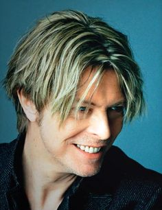Bowie What a great smile