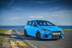 NEW Ford Focus RS Edition gets Quaife limited-slip Diff