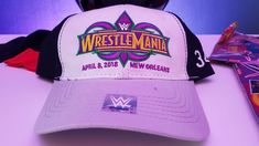 Staging, Wwe, Wrestling, Hats, Fashion, Role Play, Lucha Libre, Moda, Hat