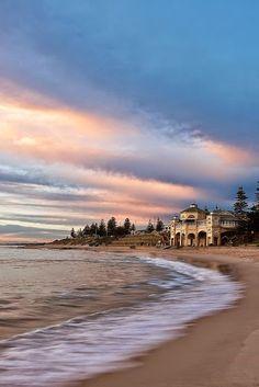 one of the places I love most in the world. Australia Living, Western Australia, Cottesloe Beach, Sandy Beaches, Bora Bora, Dream Vacations, Perth, Maldives, Beautiful Beaches
