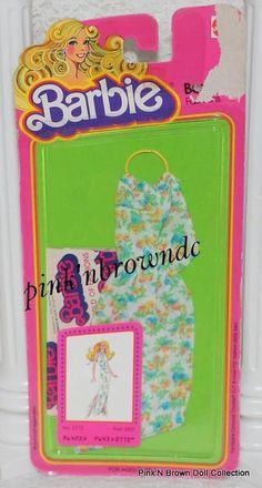 Barbie Best Buy Fashions/Collectible/Fun Favorites 1979 Vintage #2772..NRFP/MIP