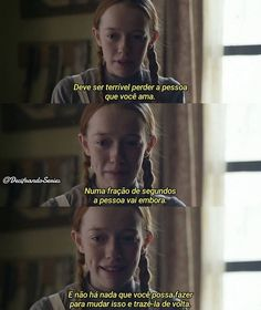 Anne With an e Anne Shirley, Series Movies, Movies And Tv Shows, Gossip Girl Quotes, Amybeth Mcnulty, Anne White, Gilbert Blythe, Movie Quotes, Marie