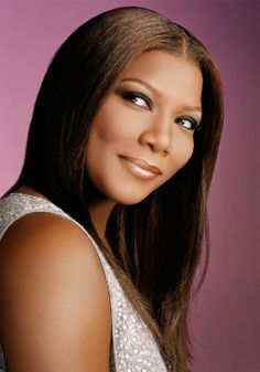 Check out our fabulous COVERGIRL Queen Latifah!