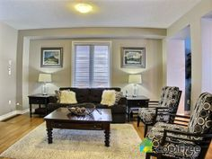 Check out this beautiful Living Room in Breslau #ComFree   #ontario #homedecor