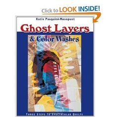 Ghost Layers & Colour washes - Katie PM (1074)