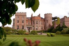 Rowton Castle, Shrewsbury UK (where I got married)