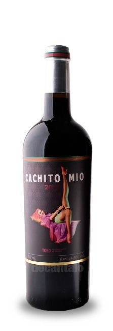 Cachito Mío 2011. A #Wine named after a bolero. Enjoy!