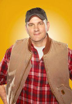 Mike O'Malley - Burt Hummel