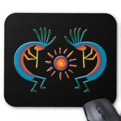 Kokopelli with Sun Southwest Black Mousepad you will get best price offer lowest prices or diccount couponeHow to          	Kokopelli with Sun Southwest Black Mousepad please follow the link to see fully reviews...