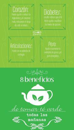 El té verde es una gran bebida para incluir en nuestra dieta diaria pues cuenta con numerosos beneficios bien documentados, como por ejemplo,reducir el colesterol, ayudar con la diabetes, o incluso protegernos del cáncer con sus multiples antioxidantes. Y eso no es todo pues el té verde es un excelente quemagrasa, por lo que también …