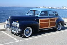 cool 1941 Nash Ambassador for sale #1739545  Surf, Girls, Beach Boys, Gordie, Hobie and the #WOODIES! Check more at http://autoboard.pro/2017/2017/02/08/1941-nash-ambassador-for-sale-1739545-surf-girls-beach-boys-gordie-hobie-and-the-woodies/