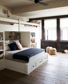 Smart dubbelsäng med loft – HOH