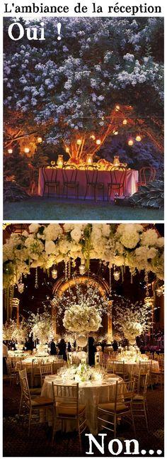 Trendy Wedding, blog idées et inspirations mariage ♥ French Wedding Blog: Le décor du dîner