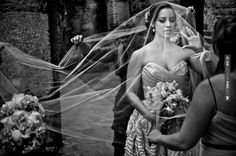 Like this - Sheer veil laid over bride before she walks down the aisle    Rustic Destination Wedding In Guatemala by Davina + Daniel | CHECK OUT MORE IDEAS AT WEDDINGPINS.NET | #weddings #weddingceremony #weddingthemes #events #forweddings #iloveweddings #romance #ceremonyideas #planners #eventplanning #ceremonyphotos #weddingphotos #weddingpictures
