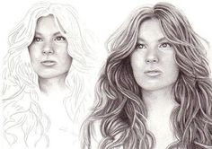Drawing Hair in Pencil Some very useful tips for you on how to create extremely inspiring and realistic drawing hair in pencil work