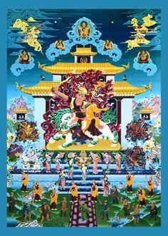 Dharma Protector Dorje Shugden