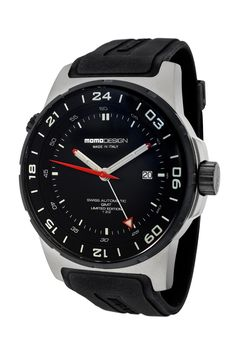 Momo Design Pilot Limited Edition Series Casual Watch