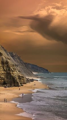 We usually post U. Praia de Sao Juliao - photo by Raul Branco Spain And Portugal, Portugal Travel, Places To Travel, Places To See, Places Around The World, Around The Worlds, Magic Places, Voyage Europe, Photos Voyages