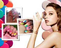 How Sephora brings the hottest summer nail looks before anyone else. Read more on the #Sephora Glossy>