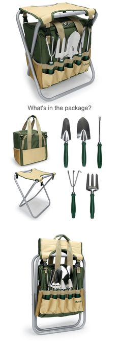 7 Piece Gardening Tool Set Amazon Home Decor, Garden Tool Set, Gardening Gloves, Cool Tools, Lawn, How To Look Better, Cool Gadgets
