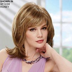 Chantal WhisperLite® Wig by Paula Young®