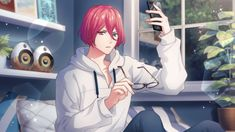 Jiang Shi, Code Realize, Under The Moon, K Project, Anime Guys, Anime Male, Diabolik Lovers, Manhwa, Poses