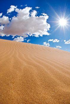 Australian Desert (von Kristian Pletten)