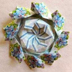 #Tea Bag Folding, new tea bag folding pattern series