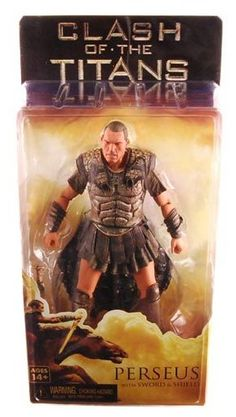 """Clash of the Titans """" Perseus"""" 7' Action Figure Clash of the Titans 7 inch """"Perseus"""" , Son of Zeus with Sword and Shield"""