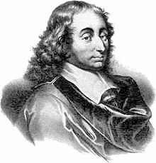 Blaise Pascal ( 19 June 1623 – 19 August 1662), was a French mathematician, physicist, inventor, writer and Catholic philosopher. He was a child prodigy who was educated by his father, a tax collector in Rouen. Pascal's earliest work was in the natural and applied sciences where he made important contributions to the study of fluids, and clarified the concepts of pressure and vacuum by generalizing the work of Evangelista Torricelli. Pascal also wrote in defense of the scientific method.