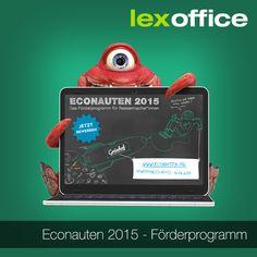 lexoffice kooperiert mit dem Econauten-Förderprogramm aus  #Freiburg: #Stipendium #Startupshttp://www.lexoffice.de/blog/econauten/