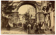 Greece Thessaloniki 1910s. Old Postcard. | eBay