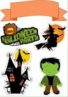 Bolo Halloween, Halloween Banner, Outdoor Halloween, Diy Halloween Decorations, Scary Halloween, Halloween Themes, Halloween Crafts, Happy Halloween, Halloween Stuff