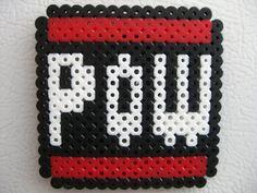pow block perler