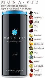It is so easy to become addicted to those energy drinks. Don't do it! They are loaded with drugs that can mess with your body in a bad way. But not the MonaVie natural EMV! These are all-natural fruit juices with no added sugars, and using reverse-osmosis water as a base. Furthermore, it's DELICIOUS! Seriously!!  http://jacquedixon.mymonavie .com/energyblends/index.html