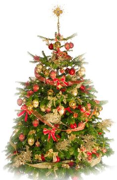 Pines and Needles Deluxe Decorated Christmas Trees are decorated with the highest quality decorations that will bring elegance and glamour to your home or office